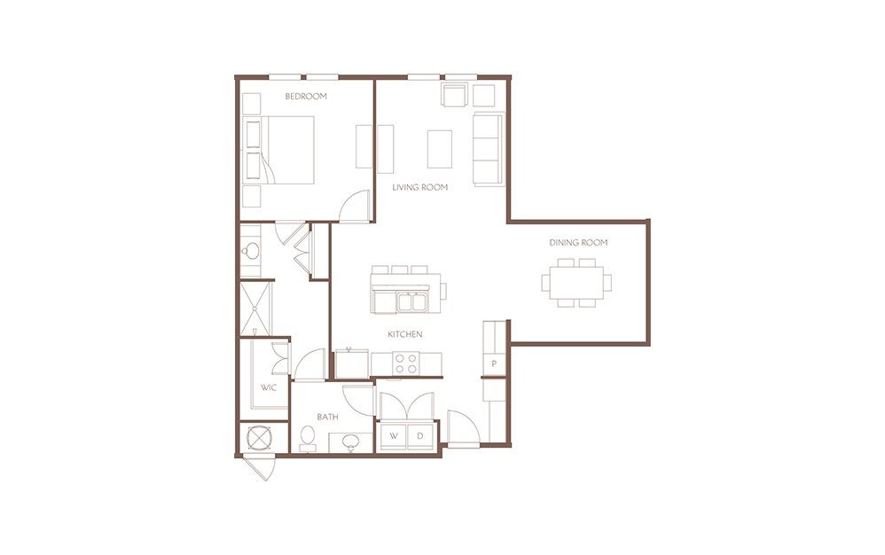 A3 Floorplan Image