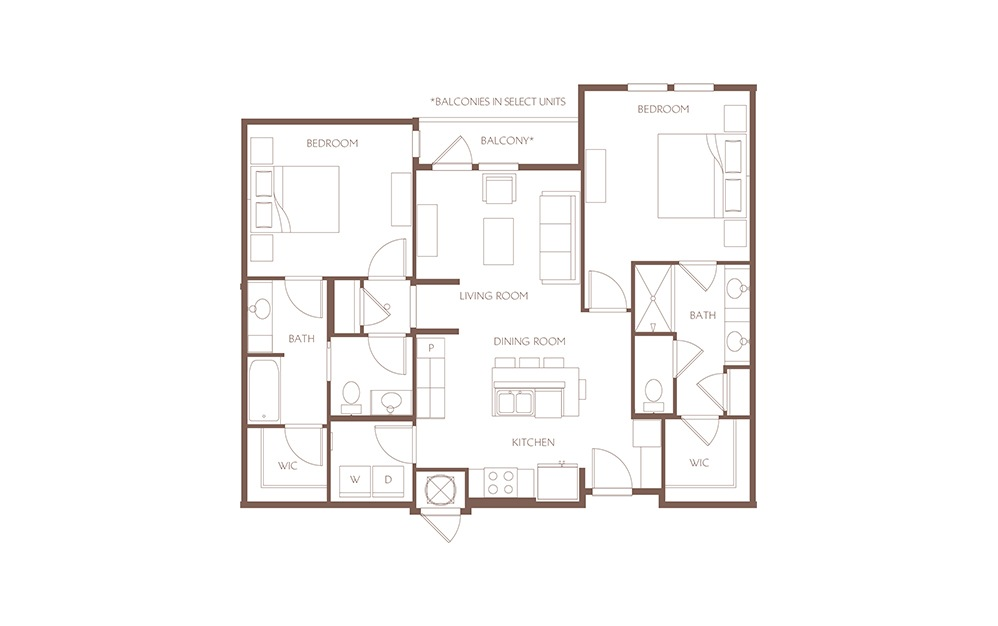 B1 Floorplan Image
