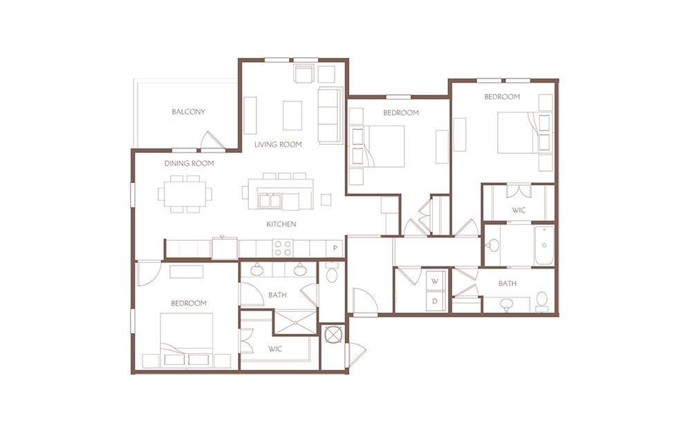 C1 Floorplan Image